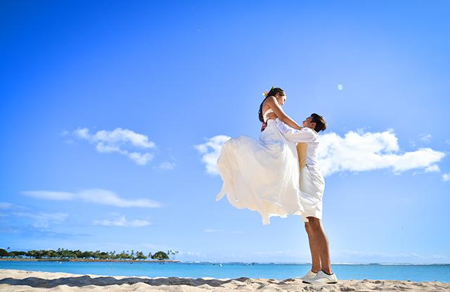 ハワイでの結婚信用調査
