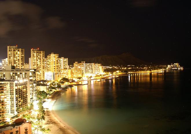 ハワイにいる愛人を調べたい