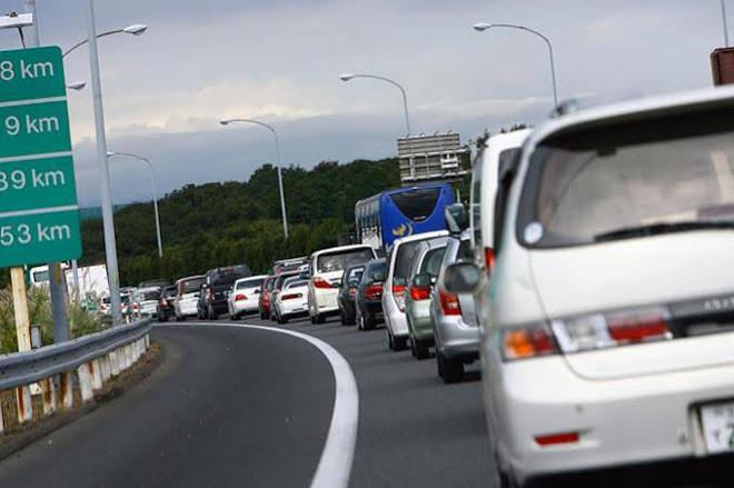 車両追跡調査依頼事例|車を追いかける