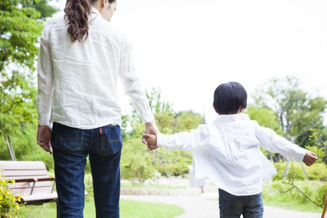 シングルマザーになり息子と2人で生きていく