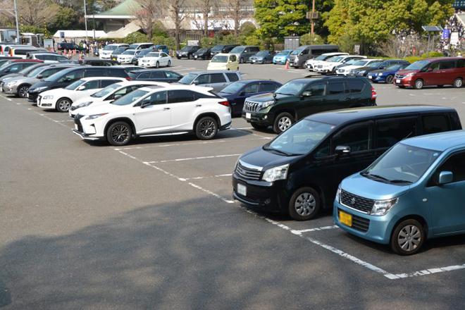 近隣の方と駐車場でトラブル